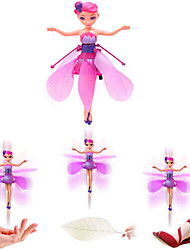 Flying Fairy Dolls Infrared Induction Control Flying Angel Doll Baby Toys