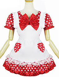 Inspired by Mickey Minnie Cosplay Costumes