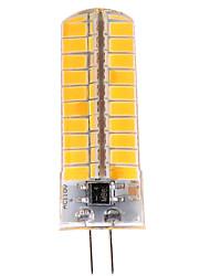 12W G4 Luminárias de LED  Duplo-Pin T 80 SMD 5730 1200 lm Branco Quente / Branco Frio Regulável / Decorativa AC 110-130 V 1 pç