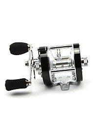 DMK DM40LS 10 Bearing Bait Casting Fishing Reel Gear Ratio 5.2:1 Max Drag 10kg Left Handle
