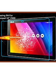 9h templado película del protector de pantalla de cristal para el asus zenpad tableta de 10 Z300 z300c z300cg