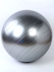 Also Kang Unisex Fitness Ball PVC 0.45 M Silvery