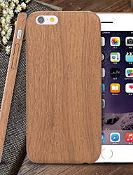 Fantasy Wood Skin Ultra Thin Protective PU Leather Armor Case for iPhone 5/5S(Assorted Colors)