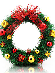 Christmas decorating the Christmas tree decoration layout Christmas gift bag wreath Christmas products