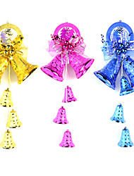 Large Christmas bells, color random delivery