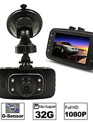 "Besteye® CRD521 Car DVR Full HD 1080P Car Video Recorder G-sensor 2.7"" Wide Angle Night Vision Car Black Box Camera"