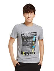 Men's Running Tops/T-shirt Camping&Hiking/Fitness/Badminton/Football/RunningBreathable/Anatomic Design/Lightweight