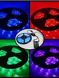 zdm ™ DC12V SMD rgb tubo IP67 72W impermeável 5 metros 300 * 5050 levou a música suíte lâmpada de néon de indução