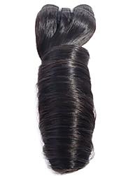 EVET Hair 6A Raw Brazilian Virgin Curly Hair Extensions Brazilian Loose  Curly Virgin Human Hair Natural Color 1 Piece