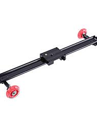 Sevenoak sk-gtd60 60cm de aleación de aluminio / 24 pulgadas portátil de deslizamiento-pad deslizante pista muñeca para cámaras de video