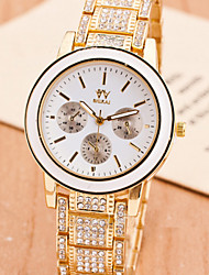 Fashion Women'S Watches Crystal  Quartz Watches(Assorted Colors) Cool Watches Unique Watches