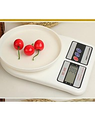1 Set BaseKey NEW 7-10kg Digital Kitchen Food Diet Electronic Weight Balance Mini Scale Random Style