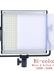 Portable Ultra Thin Dimmable 480 LED Panel Light JYLED-500 Bi-Color Photography Studio Video Light