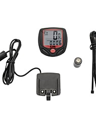 Bike Computers ,Digital LCD Cycling Computer Bicycle Speedometer 13 Functions Odometer Speed  548B
