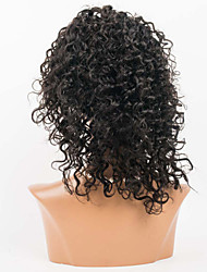 "10""-26"" Brazilian Virgin Hair  Human Hair Lace Wigs Curly Lace Wigs"