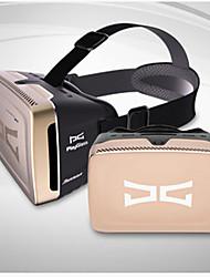 a quarta geração playglass 3d realidade virtual vidro utilizado para jogos 3D móveis e vídeos