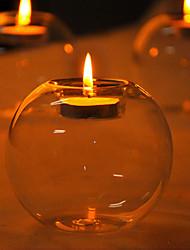 romántica boda de mesa titular de la vela decoración para el hogar fiesta cristal candelabro