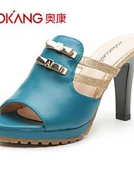 Aokang® Women's Leatherette Sandals - 132811300