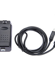 Auto Car OBD Diagnostic Scanner Code Reader 1.5m USB Cable for Opel Handheld