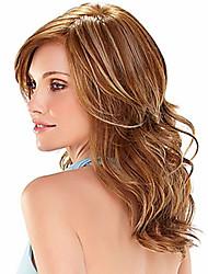 precio barato de Europa y América de la moda hay que tener chica dorada pelucas de calidad