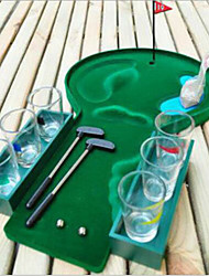 European Popular Series Drinking Fun Golf Game Wine Bar Toys