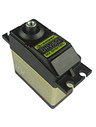 High Voltage Digital 1/10 Scale Buggy Steering Servo K-power DHV150 63g / 16.5kg / 0.10sec (JR plug)