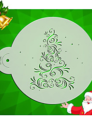 Flower Cake Side Stencil Designs Fondant Decorating Stencil  Plastic Wedding Cake Tools ST-1295