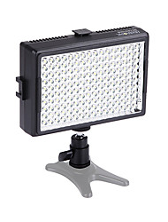 sk-led160b 6000mcd 160pcs 5500k dimmable video di luce fotografia lampada per Canon Nikon Pentax videocamera fotocamera reflex digitale