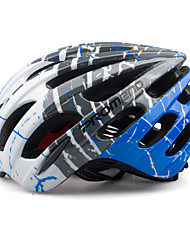 Promend® Adjustment Cycling MTB Road Bike Saftly Helmet with 27 Vents Ultralight 230g Integrally Molded