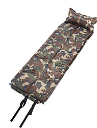 AT6208  Outdoor Camouflage Blow-Up Lilo Dampproof Mat Automatically