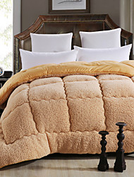 "bedtoppings 100% polyester micromink couette intérieure 79 ""* 91"" (w200 * l230cm)"