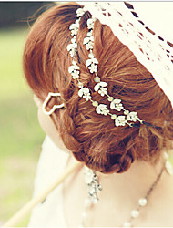 Rich Long Women's All Matching Vintage Elegant Hair Band