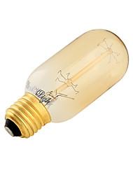 1 шт. YouOKLight E26/E27 40W 7 Tungsten Filament SMD 400 LM Тёплый белый B edison Винтаж Круглые LED лампы AC 220-240 V