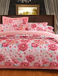 Yuxin® Cotton Satin Jacquard Cotton 4 Piece  Bedding Package 1.5m-1.8m Bed/2.0m Bed   Bedding Set