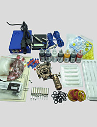 BaseKey Beginner Tattoo Kits K108 1 Machine With Power Supply