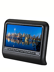 "Hot Sale 10.2"" Headrest Slot-In Car DVD Player with FM Transmitter/IR/USB/SD/Wireless Game"