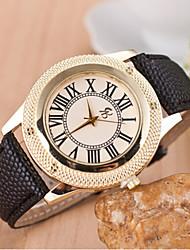 Girl's Litchi grain watch