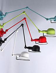 LED Lâmpadas de Braço Móvel,Moderno/Contemporâneo Metal