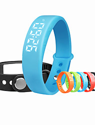W5 Smart Bracelet / Activity Tracker Calories Burned / Pedometers / Alarm Clock / Temperature Display / Sleep Tracker / Timer