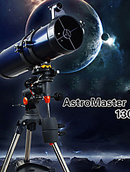 Celestron 130EQ Newtonian Reflecting Telescope In Deep Space Photography