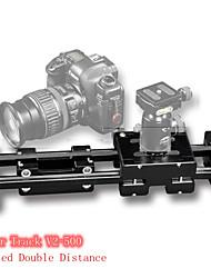 latour 50cm expansion Caterpillar curseur piste v2-500 pour la vidéo studio stabilisateur caméra Dolly