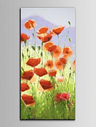 la mejor opción para la casa de navidad decoración de la pared del arte iarts pintura floral de la marca