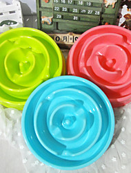 Pet Bowl Tableware Coral Shapes