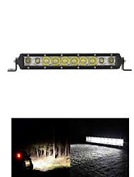 50w cree levou luz de combinação bar 5000lm para fora tractor rodoviário barco caminhão ATV 4x4 4WD trabalho condução luz bar