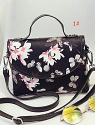 Damen - Umhängetasche - PU - Baguette Bag - 1 # / 2 #