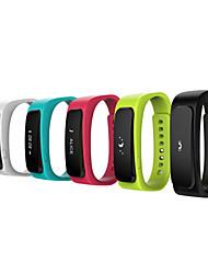 A8 Pulseira Inteligente Impermeável / Relogio Despertador / Monitoramento do Sono / Temporizador / CronómetroBluetooth 4.0 / Bluetooth