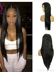 8-24 Inch Full Lace Human Hair Wigs for Black Women Glueless Full Lace Wigs Brazilian Virgin Hair Straight Hair Wigs