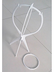 Wig Accessories Special White Wig Stand 002
