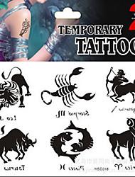 1 Package - Séries bijoux / Séries animales / Séries de fleur / Séries de totem / Autres - Multicolore - Motif - 17*16cm - en Paillettes -