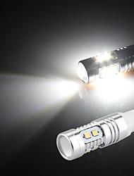 2 * T10 Samsung smd 2323 weiß 10 LED Auto Keilseiten-Glühlampe-Lampe DC 12V